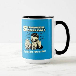 Mug Session d'été : Pourquoi arrêt la partie