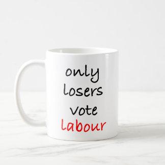 Mug Seulement travail de vote de perdants