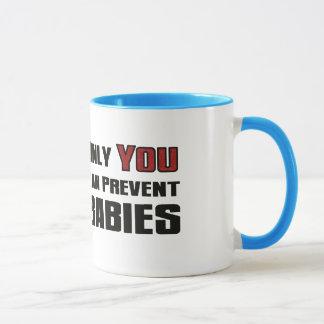 Mug Seulement VOUS pouvez empêcher des bébés