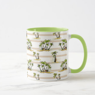 Mug Shack tropical et paumes