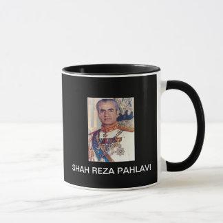 Mug Shah de tasse/de شاهنشاهیایرانپرچملیوان d'Iran*
