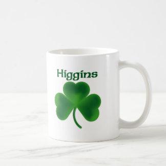 Mug Shamrock de Higgins