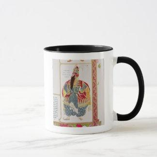 Mug Shariar, roi des Indes et de la Chine