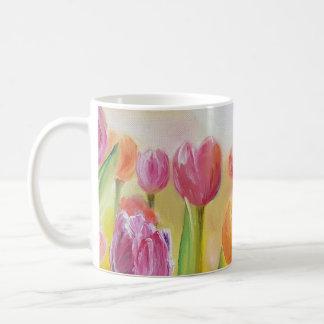 Mug Si les Tulpen fleurs magnifiques boude