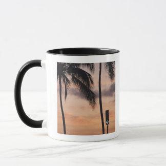 Mug Signal et palmier