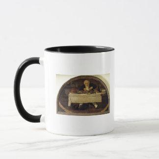 Mug Signe de magasin de l'Au Gourmand', pour Corcellet