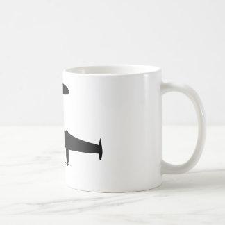 Mug Silhouette de P2V Neptune