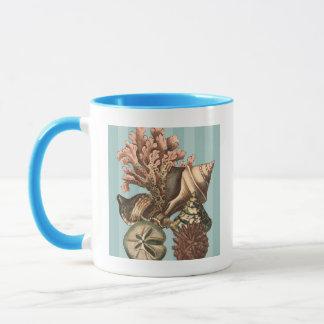 Mug Silhouette de vie marine
