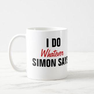 Mug Simon dit