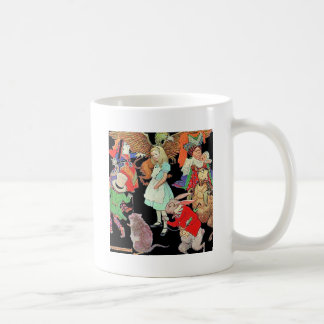 Mug Simplement, follement Alice