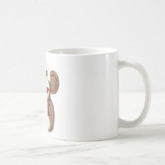 Mug Singe classique de chaussette