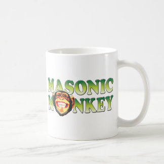 Mug Singe maçonnique