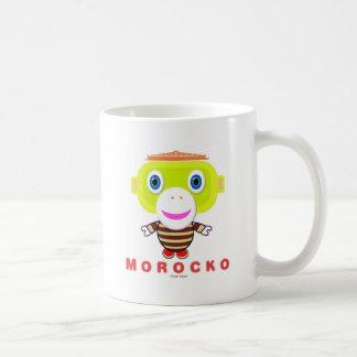 Mug Singe Morocko-Mignon