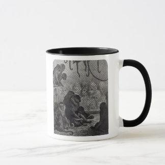 Mug Singes de London