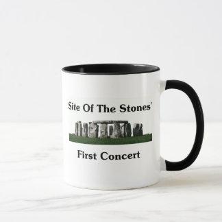 Mug Site du premier concert des pierres