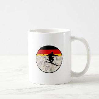Mug Ski Allemagne