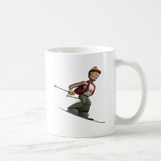 Mug Ski d'homme