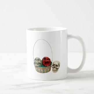 Mug SkullBasket042109