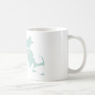 Mug Slogan de devise d'état du Massachusetts