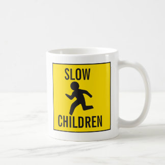 MUG SLOW-CHILDREN