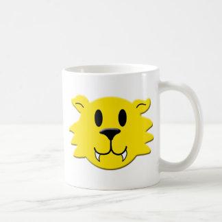 Mug Smiley de loup-garou