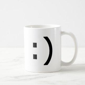 Mug Smiley d'ordinateur