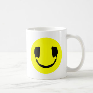 Mug Smiley du DJ