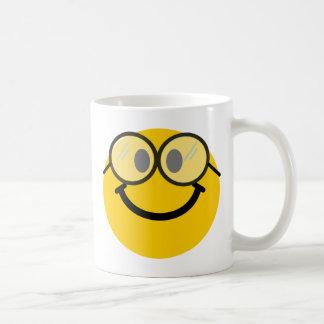 Mug Smiley Geeky