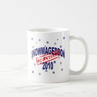 Mug snowmageddon 2010