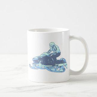 Mug Snowmobile