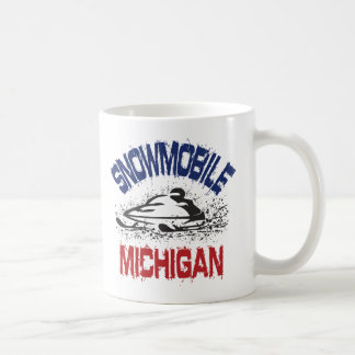 Mug Snowmobile Michigan