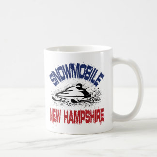 Mug Snowmobile New Hampshire