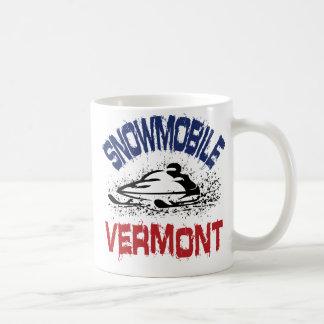 Mug Snowmobile Vermont