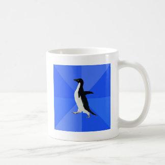 Mug Social-Maladroit-Pingouin-Meme