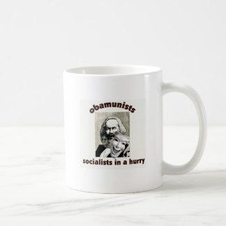 Mug Socialistes pressé