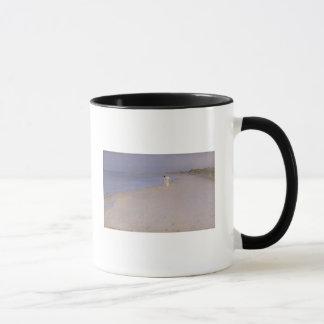 Mug Soirée d'été à la plage du sud, Skagen, 1893