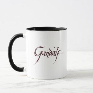 Mug Solide nommé de Gandalf