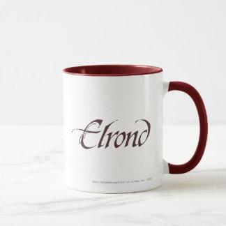 Mug Solide nommé d'ELROND™