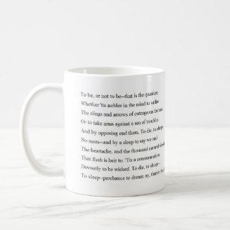 Mug Soliloque de Hamlet