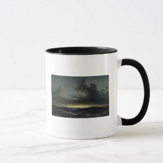Mug Solitude marine, 1852