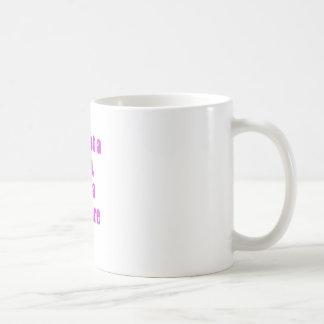 Mug Son pas un insecte son une caractéristique