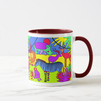 Mug Son une jungle là