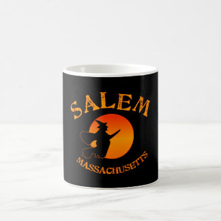 Mug Sorcière de Salem le Massachusetts