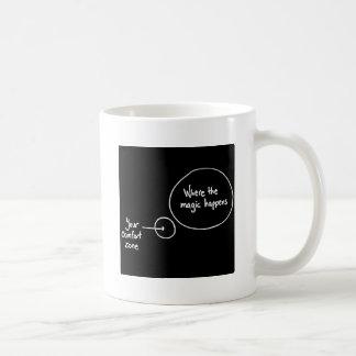 Mug Sortez de votre zone de confort