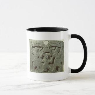 Mug Soulagement dépeignant Gilgamesh entre deux