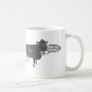 Mug 'soupez mes végétaliens