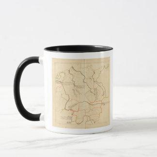 Mug Sources des rivières allemandes