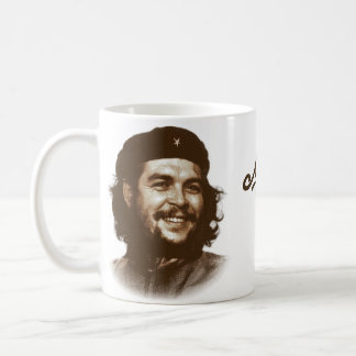 "Mug Sourire ""acclamations "" de Che Guevara"