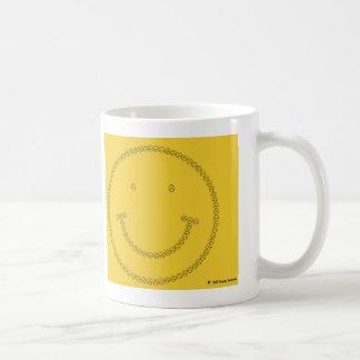 Mug Sourire de froncement de sourcils