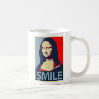 Mug Sourire de Mona Lisa